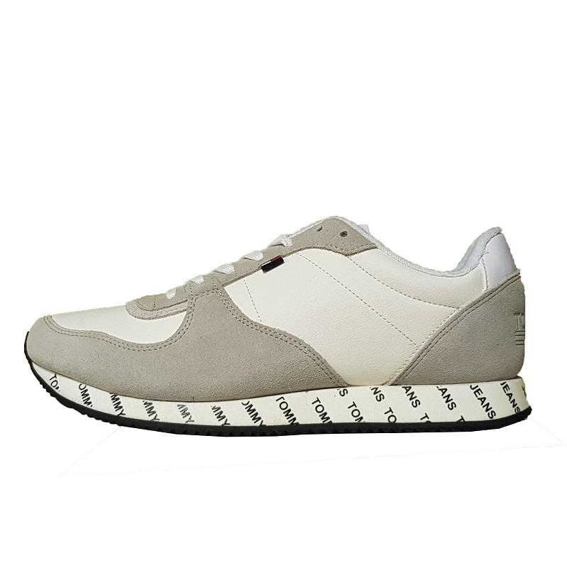 0de2423e6ab TOMMY HILFIGER Tommy Jeans City Sneakers EM0EM00189-100