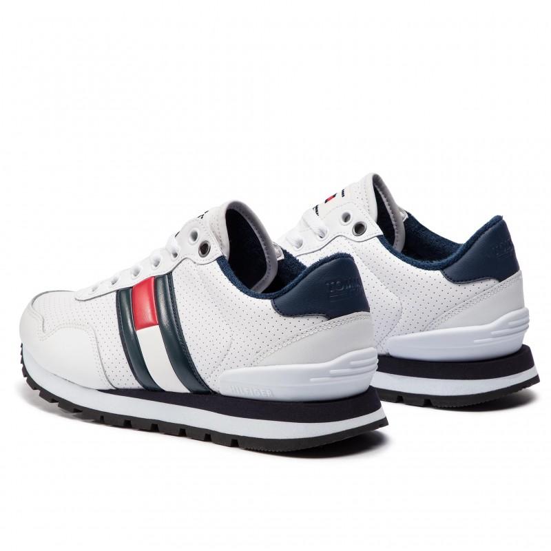 ae6cc48d0f2 Click to enlarge. Αρχική σελίδαΑΝΔΡΙΚΑ ΠΑΠΟΥΤΣΙΑ TOMMY HILFIGER Lifestyle  Tommy Jeans Sneaker EM0EM00263 White 100
